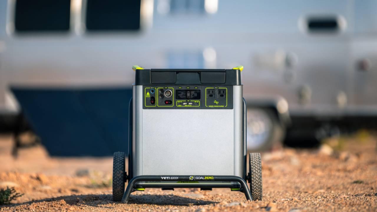 Goal Zero Yeti 6000X battery is Powerwall alternative you can take with you