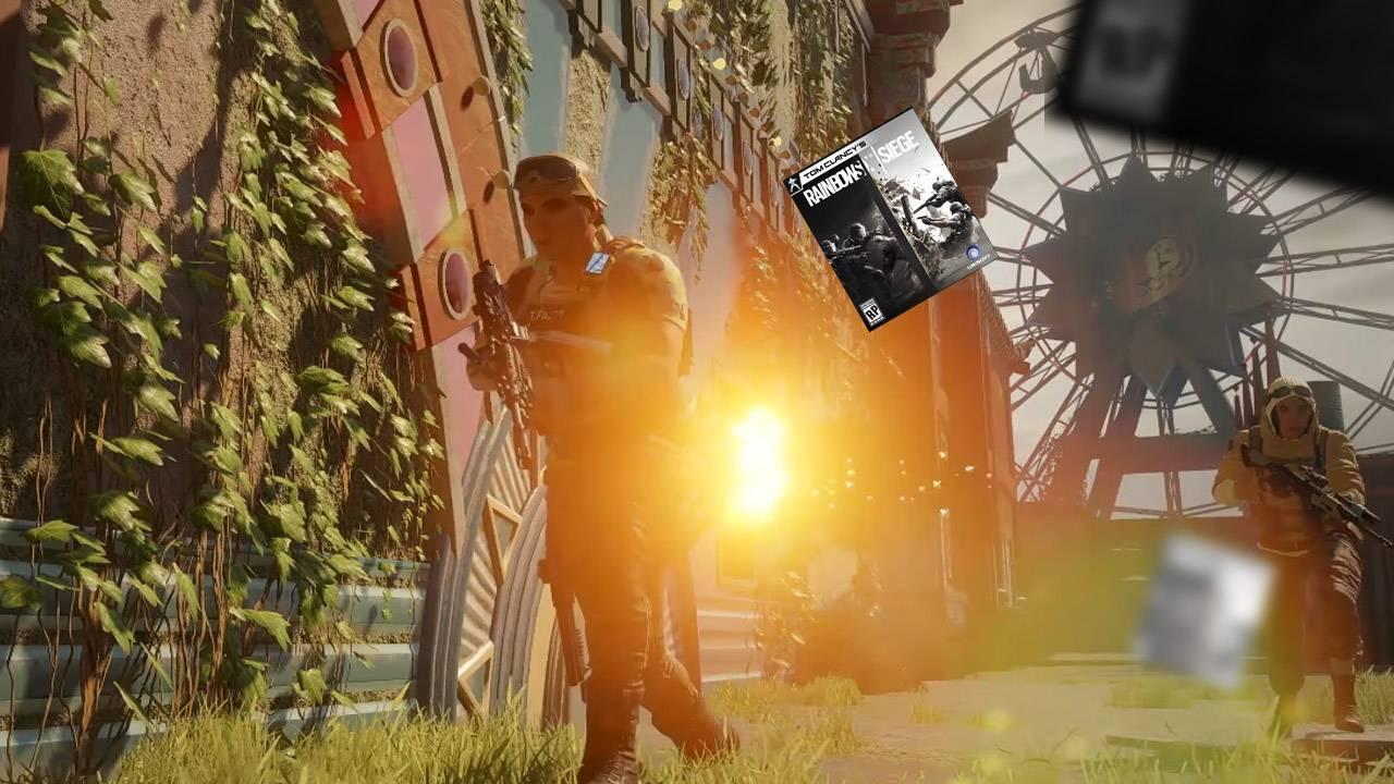 Rainbow Six Siege next-gen upgrade release – 4K 120FPS day 1