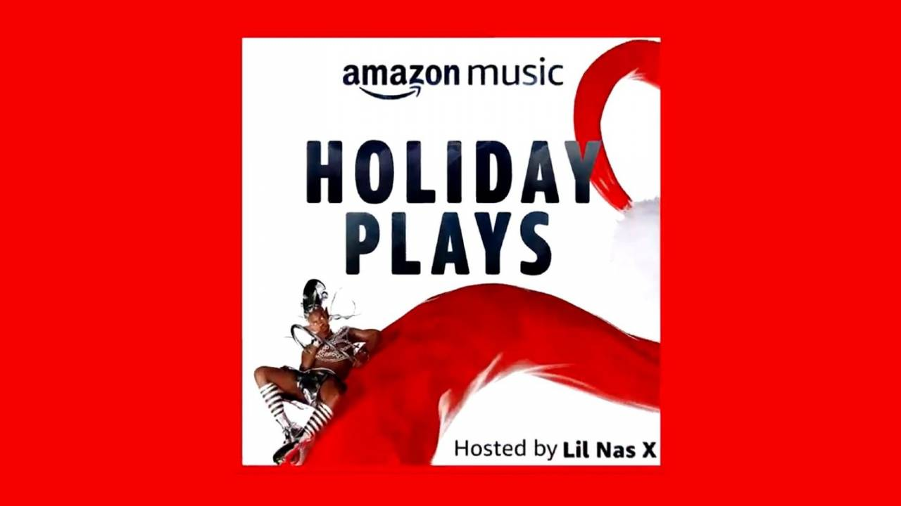 Amazon Music teams with Lil Nas X for special holiday concert series