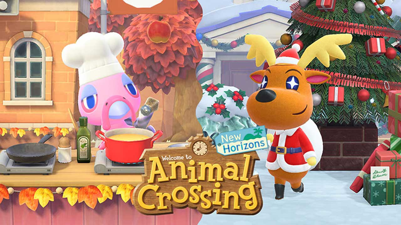 Animal Crossing: New Horizons holiday update adds an important feature