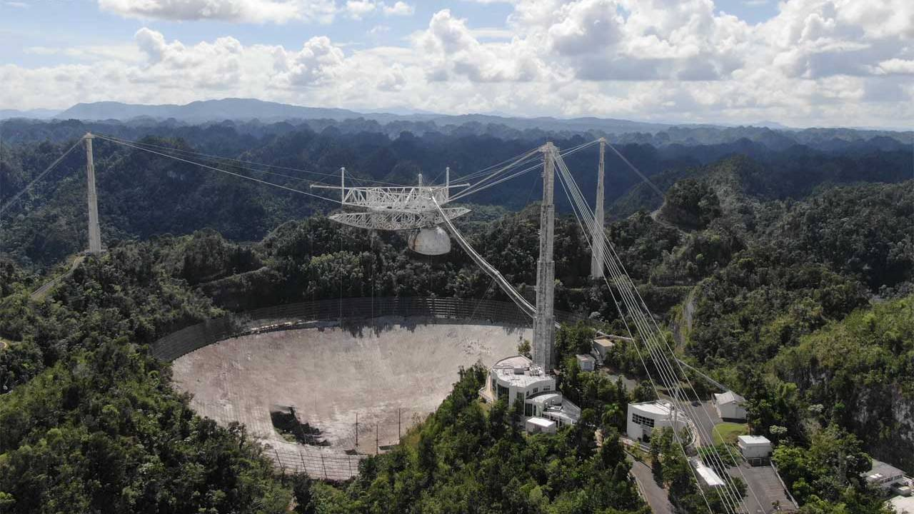 Another cable failure means the end for the iconic Arecibo radio telescope