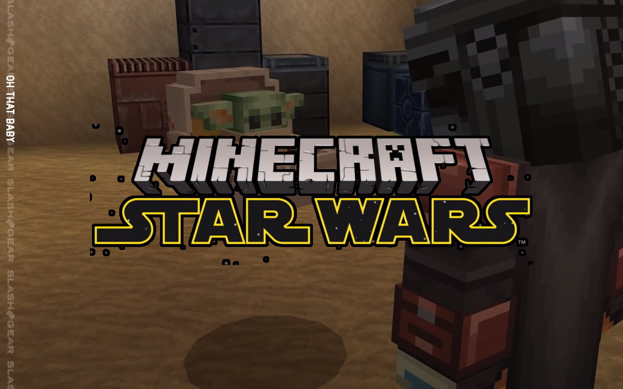 Minecraft Star Wars Mash Up Pack Is A Giant Game Changing Dlc Slashgear