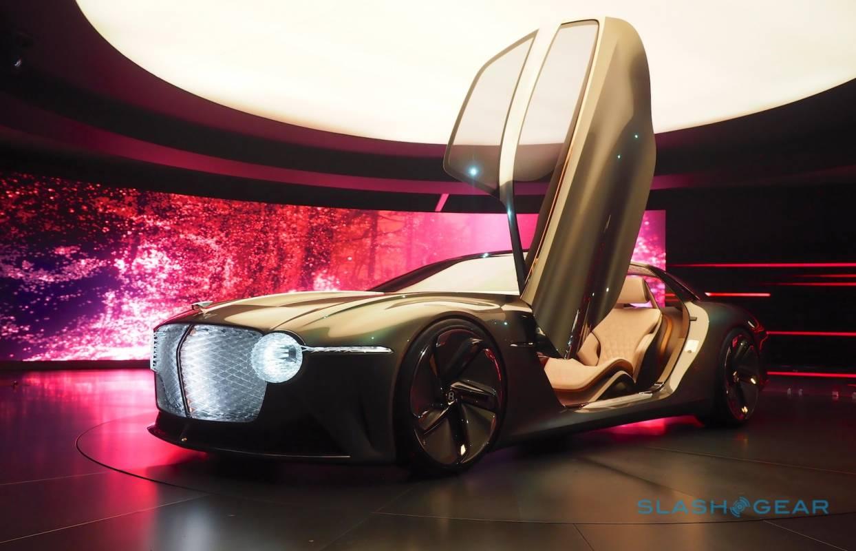 Bentley Electric Roadmap Revealed Luxury Pure Evs Only By 2030 Slashgear