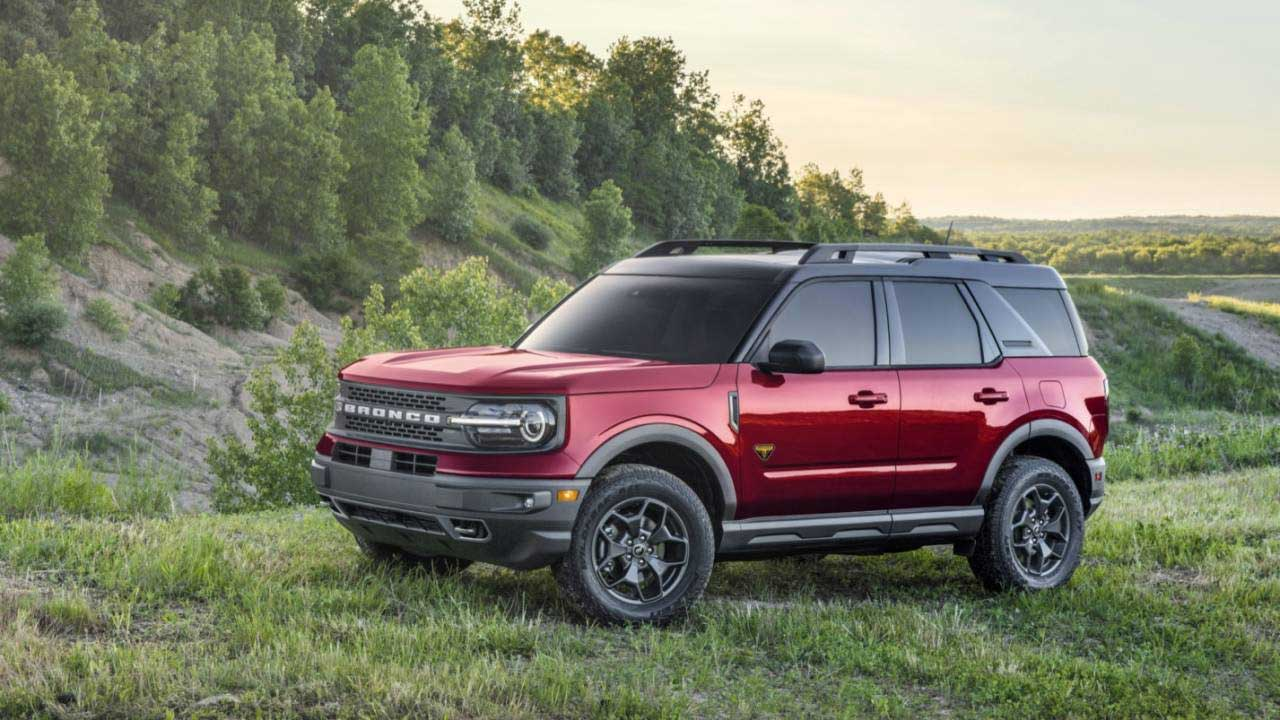 Ford Bronco Sport EPA fuel economy figures published