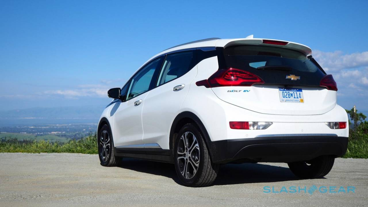 Chevrolet Bolt EV recall warns of fire risk for electric cars