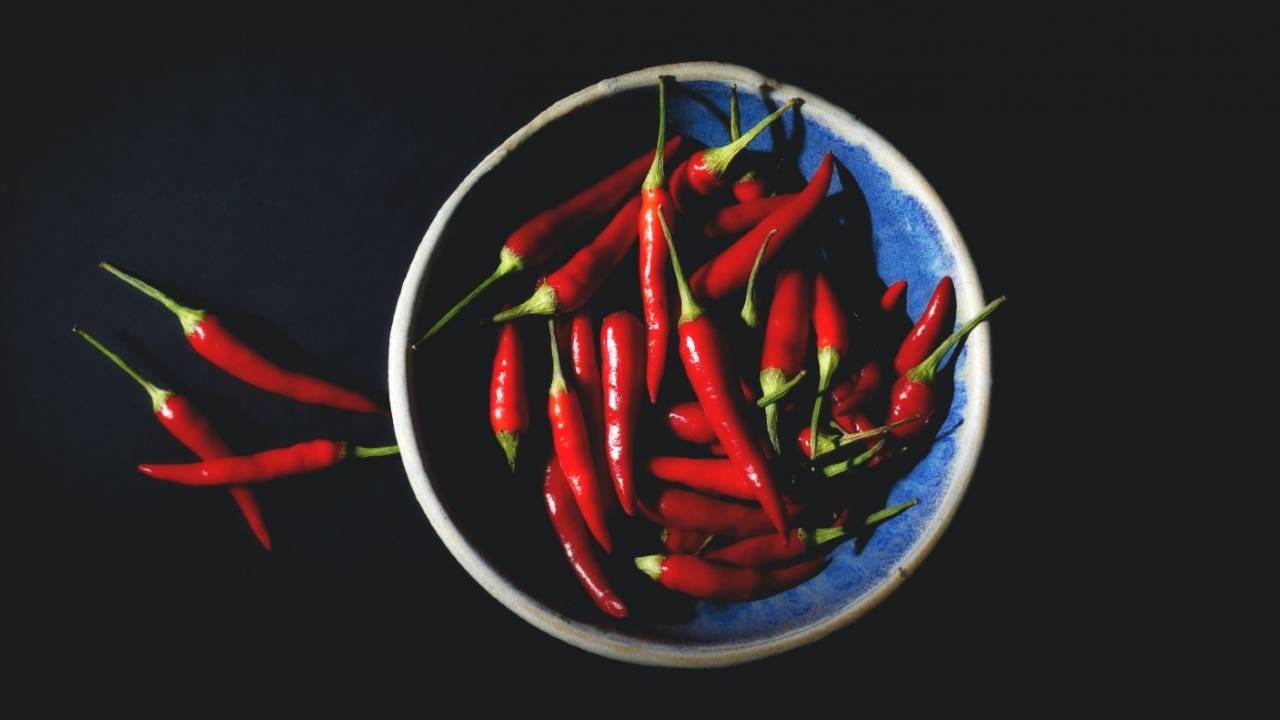Another study finds chili peppers may have a significant health impact