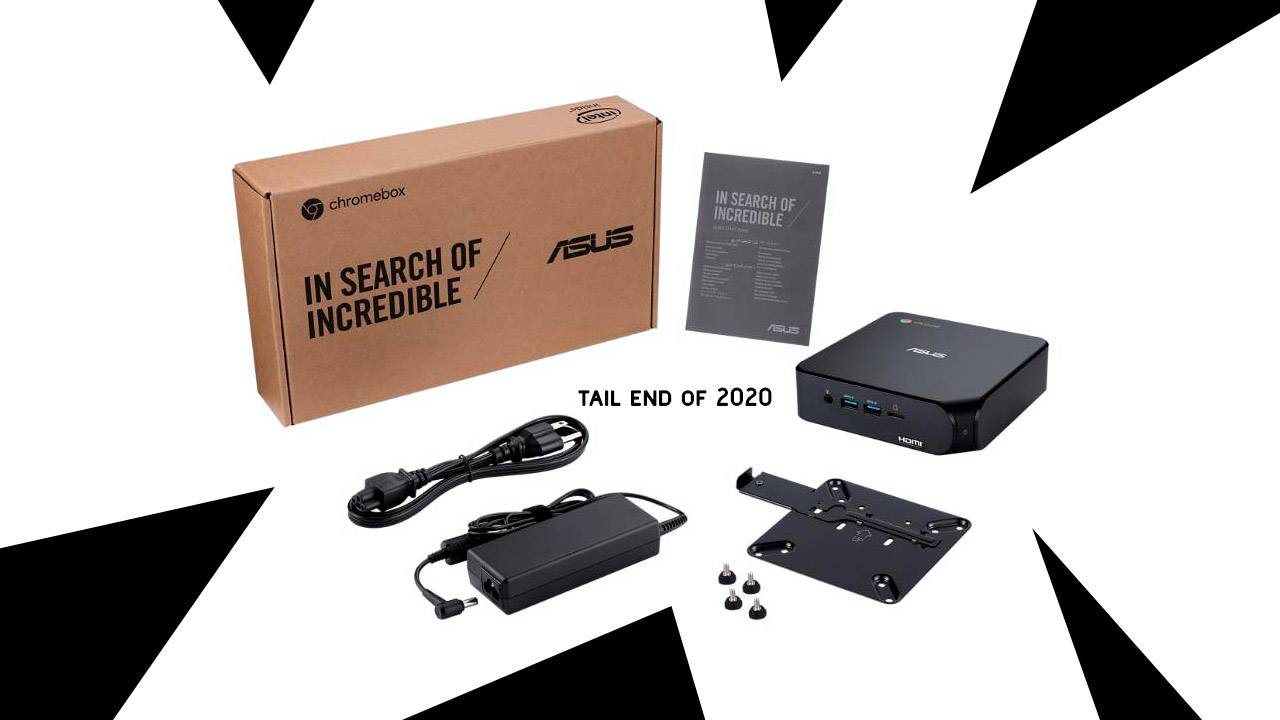 ASUS Chromebox 4 detailed – works with up to 3x 4K displays