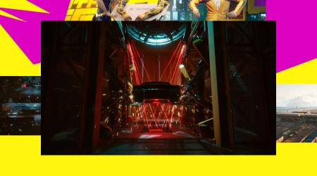 Cyberpunk 2077 gameplay trailer doesn't forget your old console