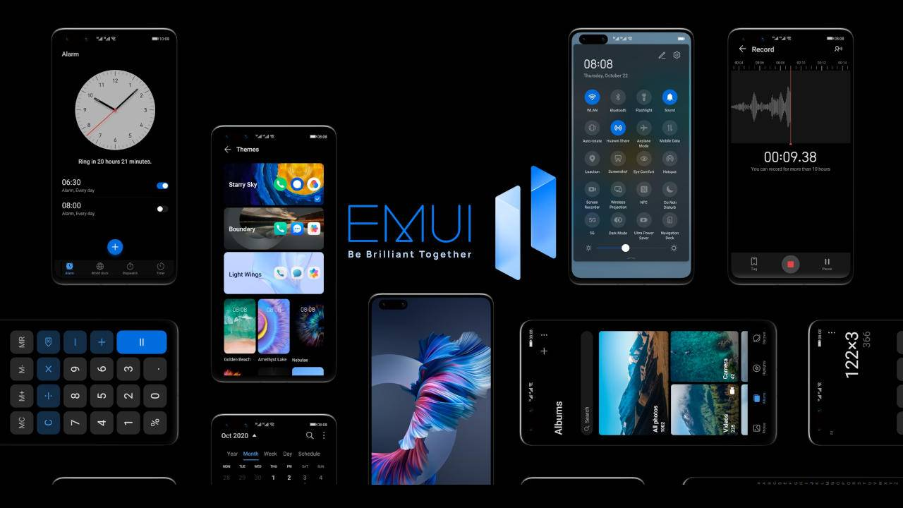 Huawei EMUI 11 update schedule gives a tiny bit of hope