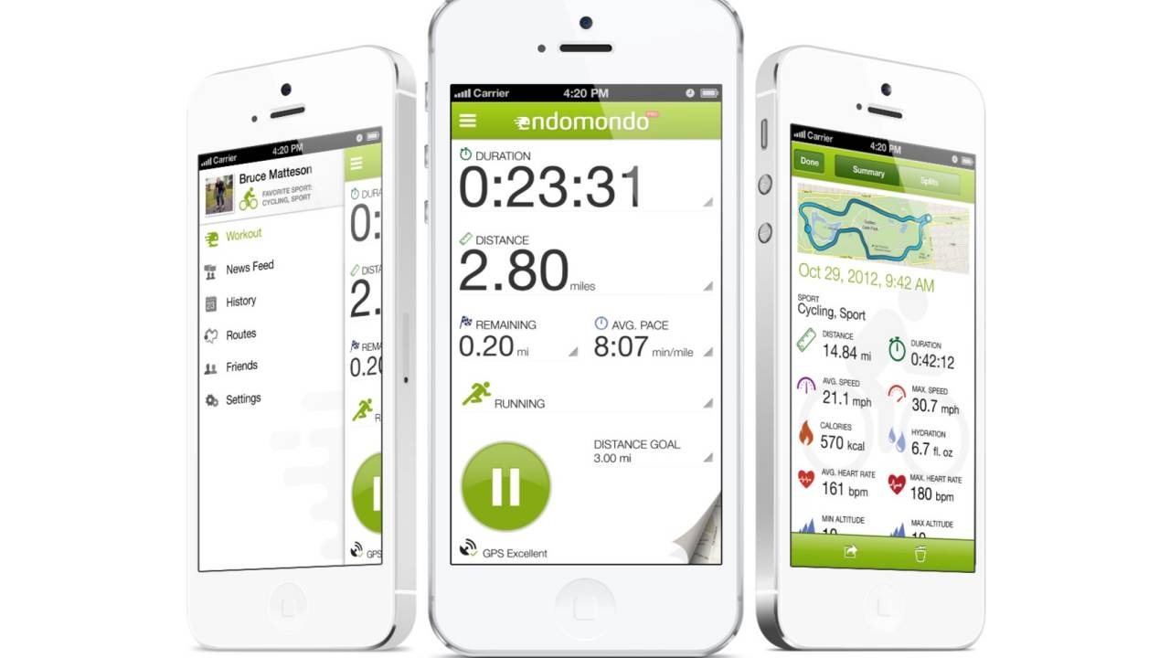 Endomondo is shutting down – Here's how to export workout data