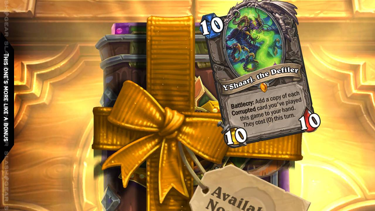 Hearthstone Madness at the Darkmoon Faire – 7 cards you need to see at launch