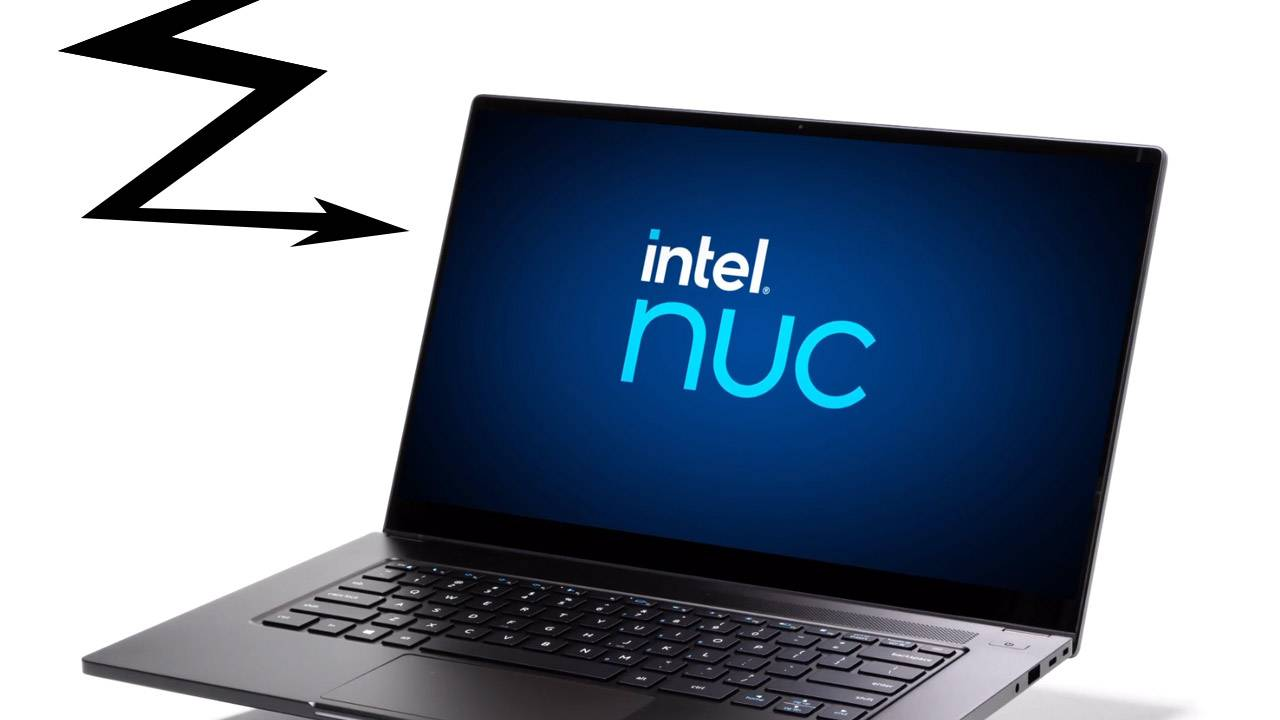 Intel NUC M15 laptop kits revealed – small and powerful