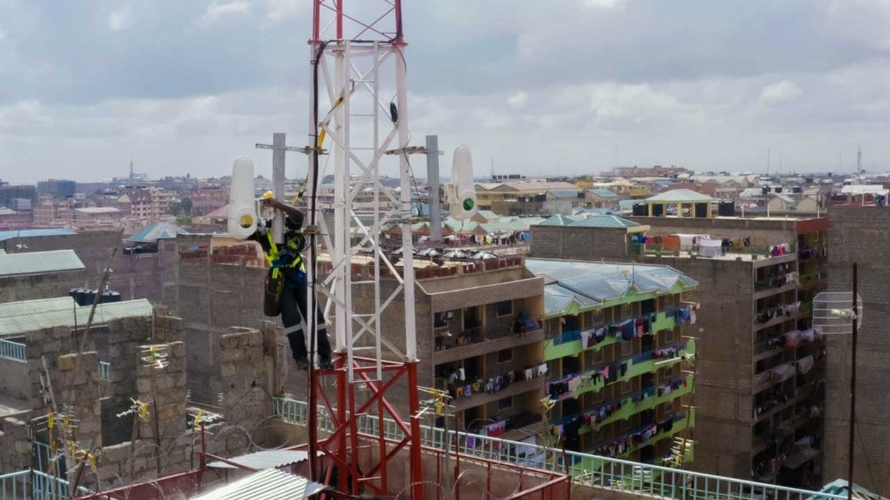 Project Taara is working to roll wireless optical communications out in Kenya