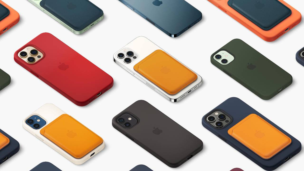 iPhone 12 Studio lets you try out colors and MagSafe combinations