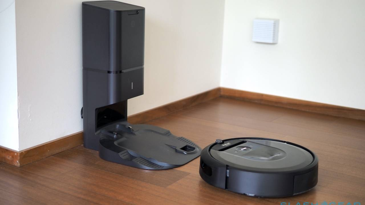 "iRobot warns one Roomba auto-emptying dock could ""present a hazard"""