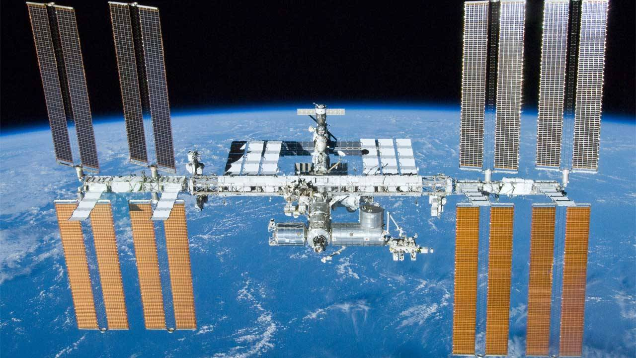 The ISS is getting a new airlock with a larger door