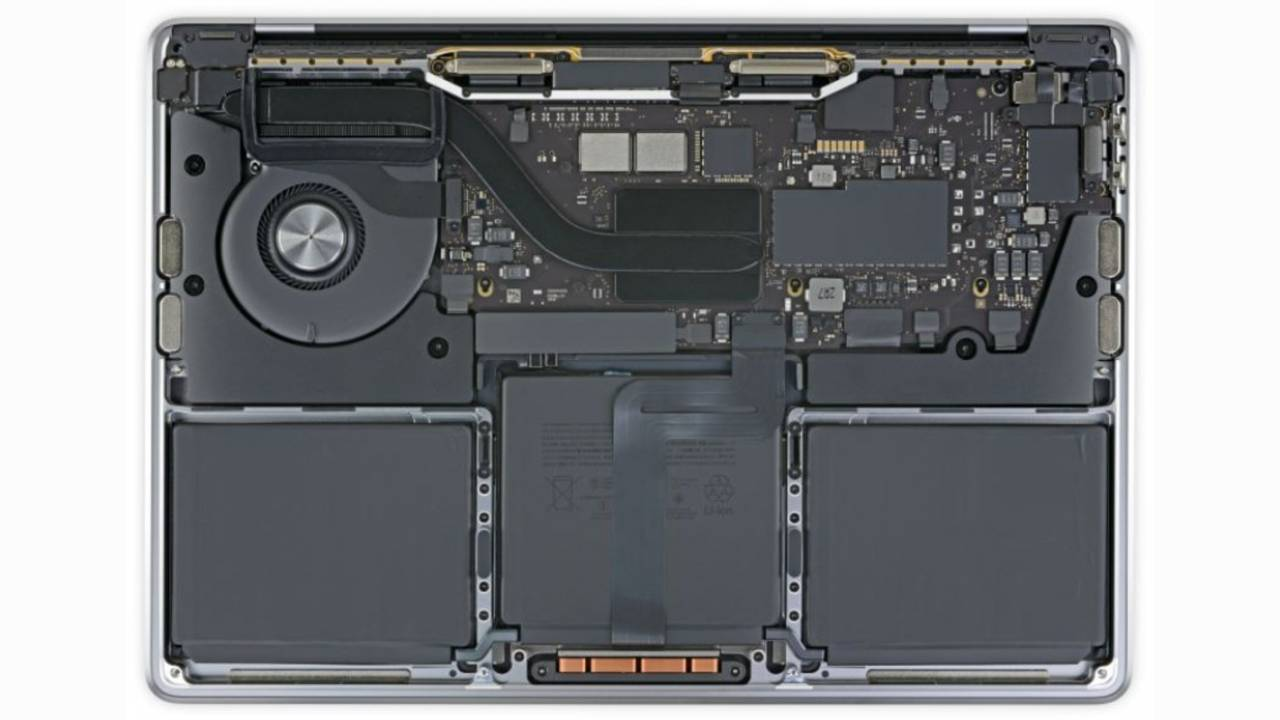 MacBook Air and Pro M1 teardowns reveal Apple Silicon heart