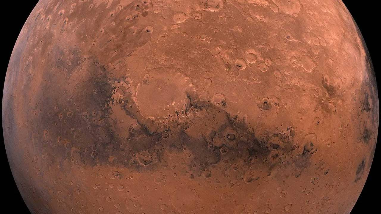 Martian heat and dust help its water escape into space