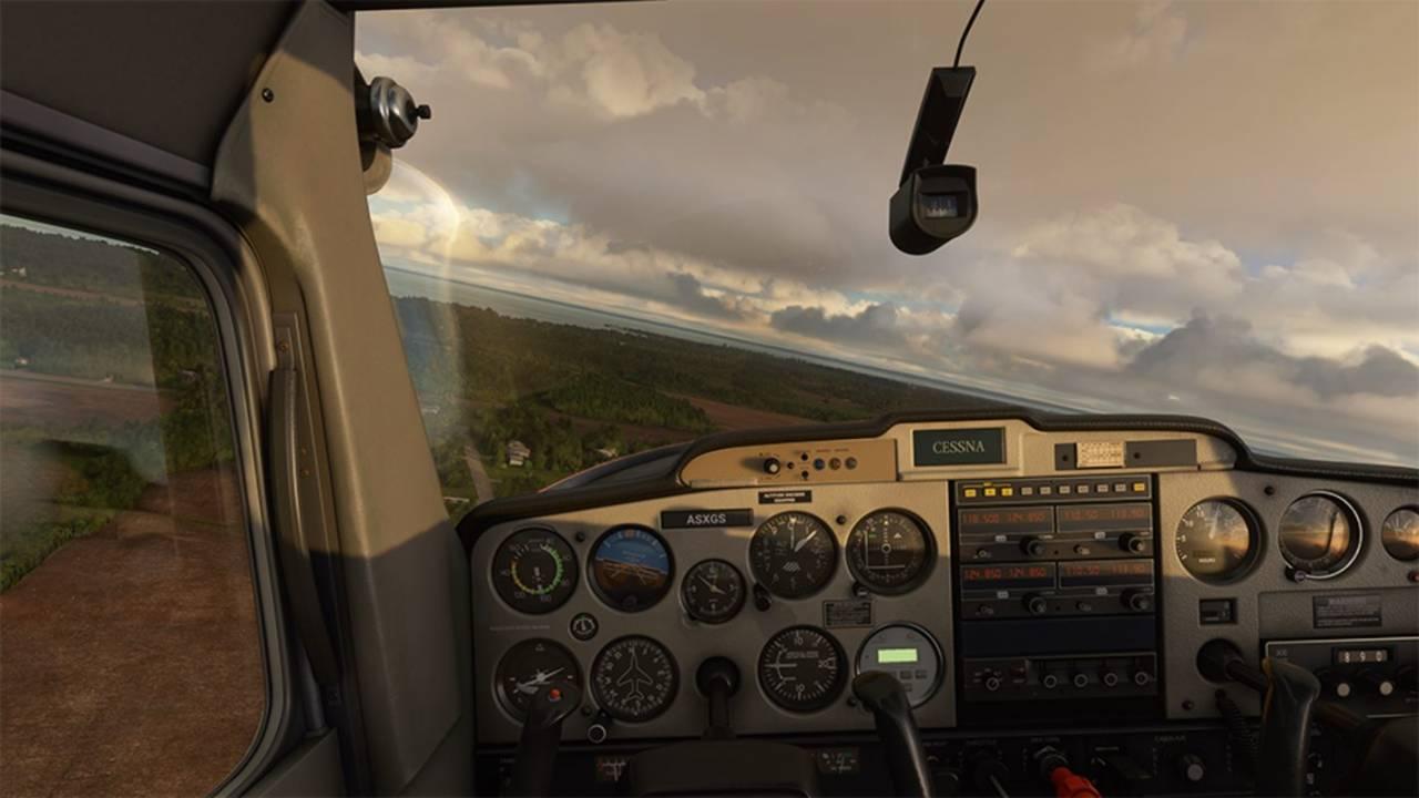 Microsoft and EAA partner to launch Flight Simulator scholarships