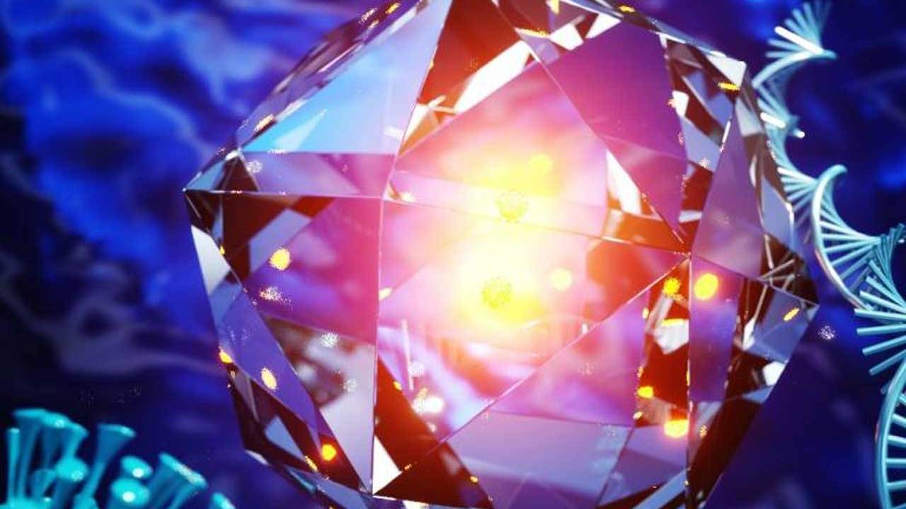 Nanodiamonds could help improve diagnostic tests to detect disease