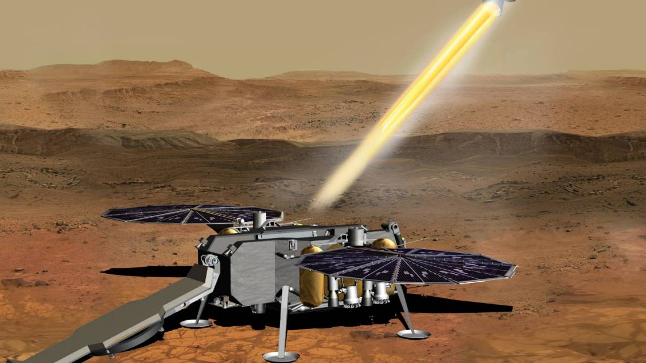 NASA and ESA are ready for an ambitious Mars sample return mission