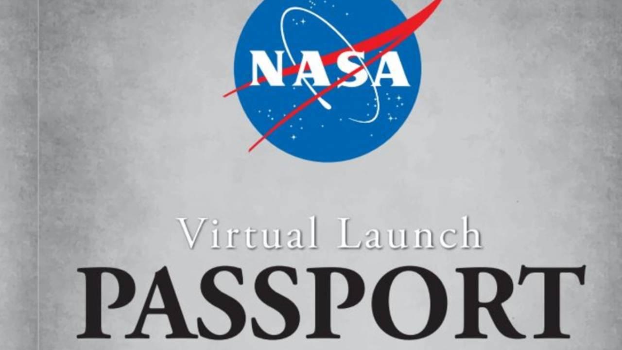 NASA offers fun 'virtual passports' as part of its next ISS resupply run