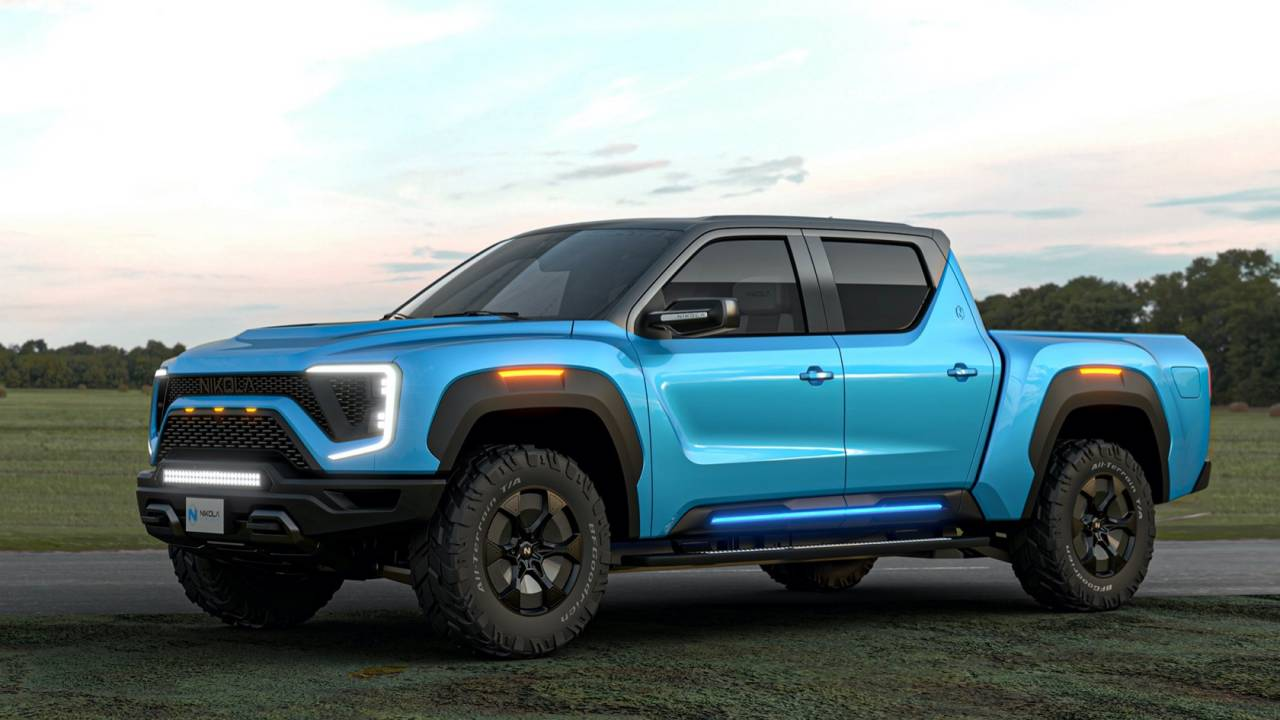 Nikola Badger EV pickup axed as GM deal trimmed to hydrogen semi-truck tech