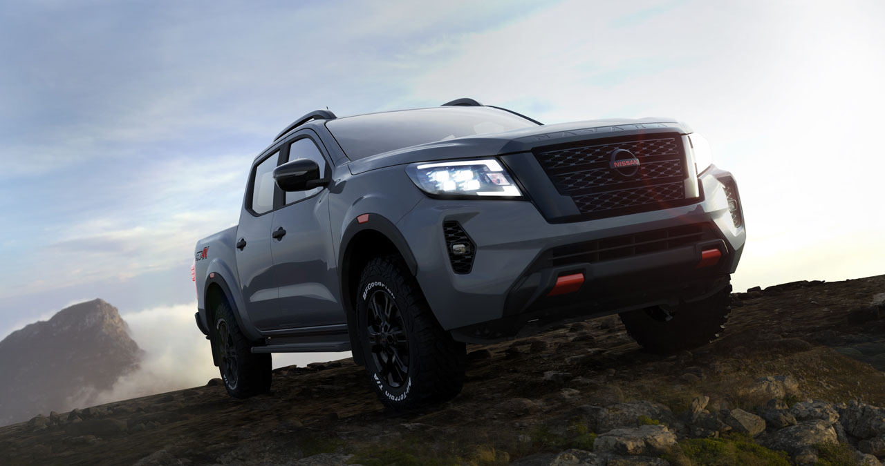 Nissan Navara redesign likely shows the next-gen Frontier destined for the States