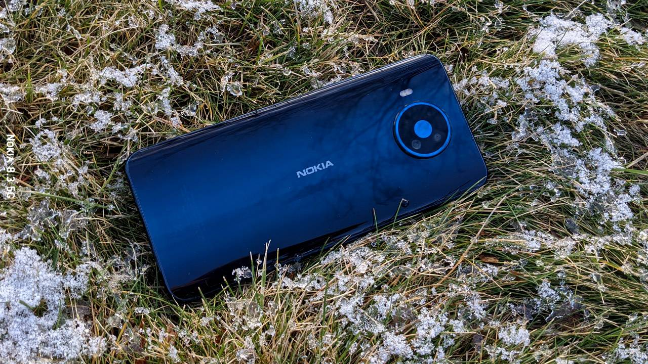 Nokia 8.3 5G Review – Just the big basics