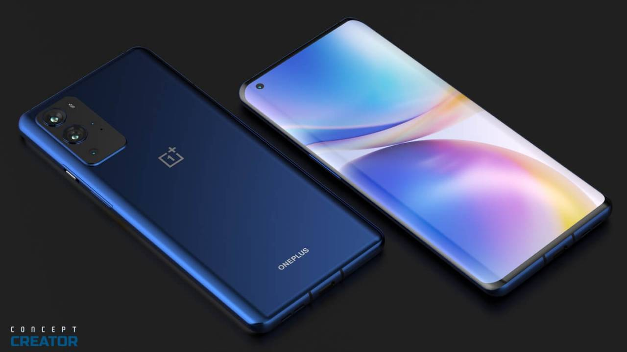 OnePlus 9 Pro renders prepare us for what's coming