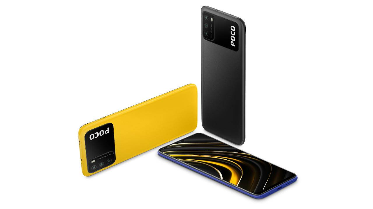 POCO M3 and its huge 6,000 mAh battery are now official