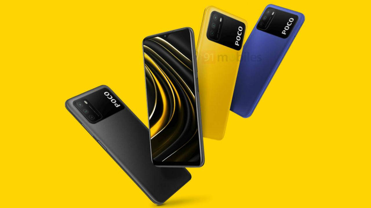 Xiaomi POCO M3 to take on OnePlus Nord N100 in Europe