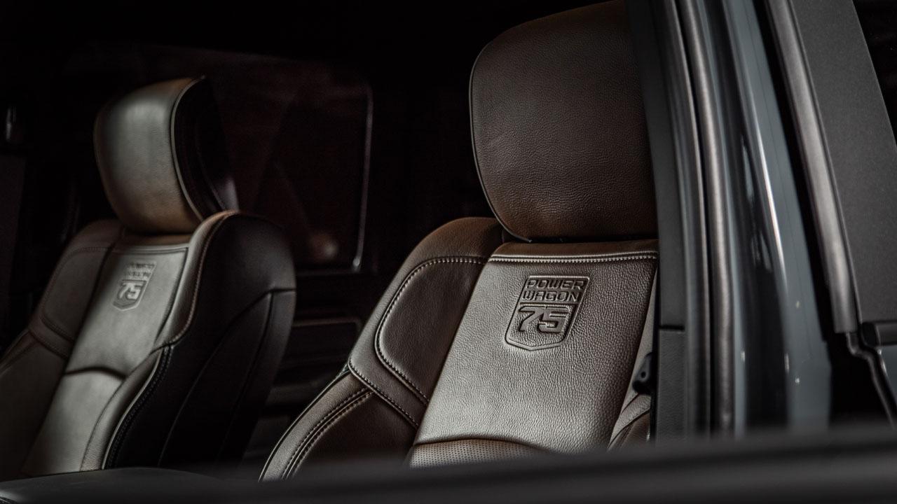 2021 Ram Power Wagon 75th Anniversary Edition Celebrates The 4 4 Pickup Slashgear