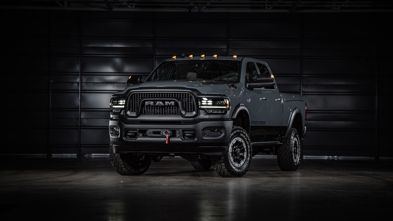 2021 Ram Power Wagon 75th Anniversary Edition celebrates the 4×4 pickup