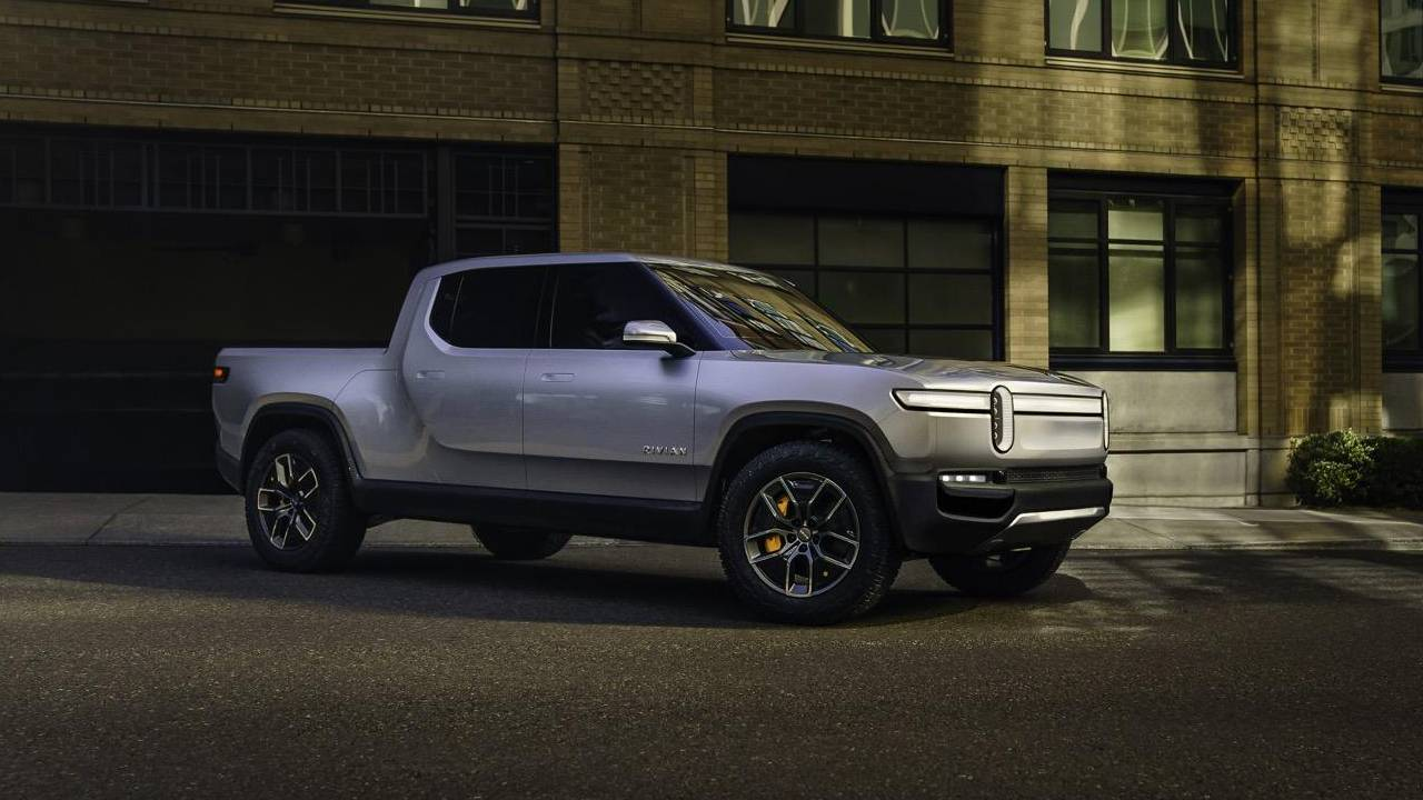 Rivian R1T and R1S electric pickup and SUV prices and trims revealed