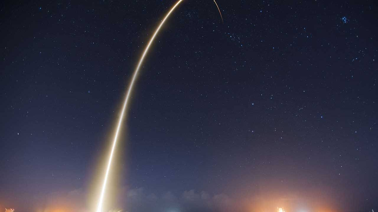 November is shaping up as a busy month for rocket launches