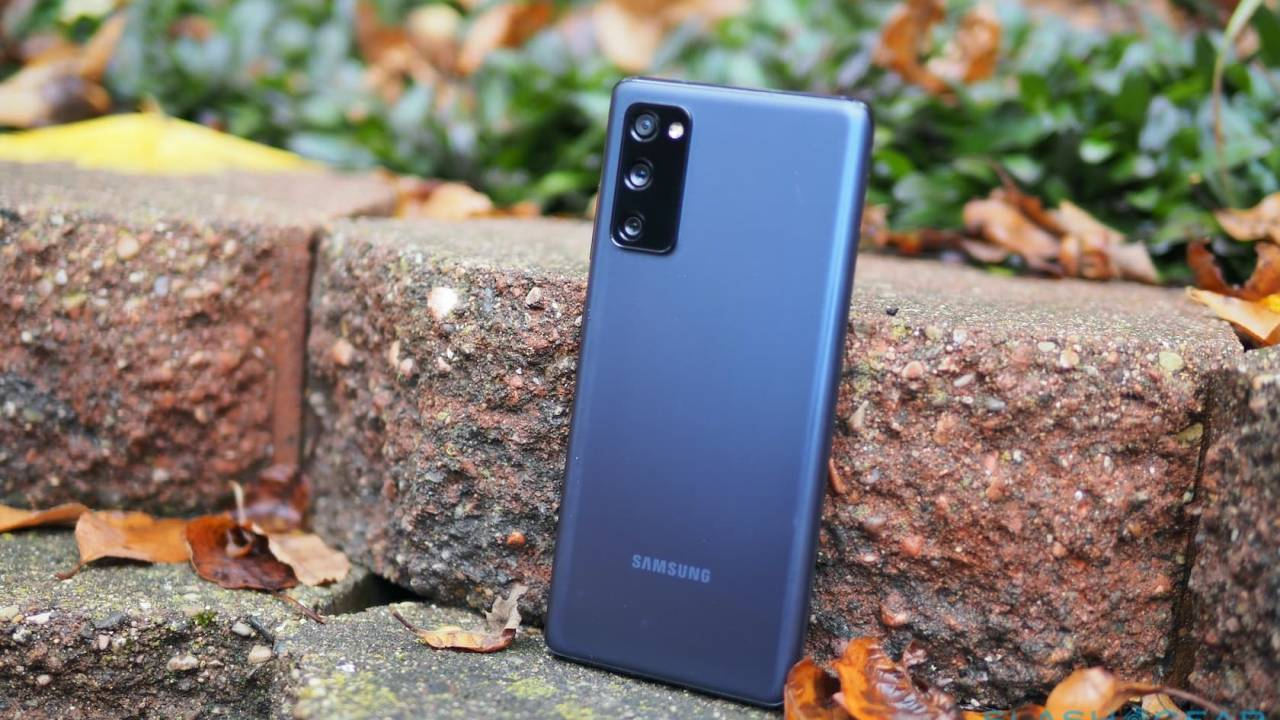 Samsung Galaxy S20 FE 256GB removes another hindrance