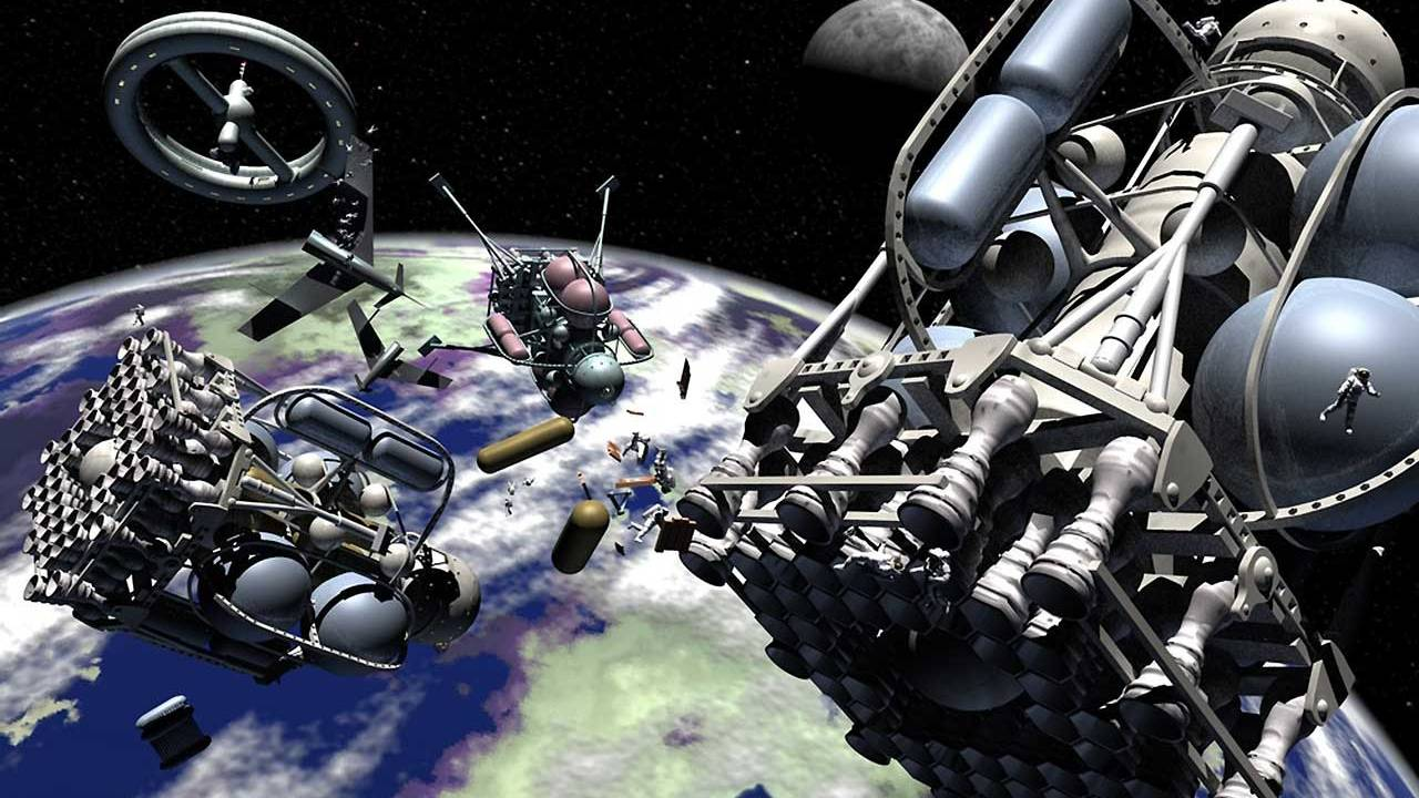 ESA signs contract with ClearSpace to clean up space debris