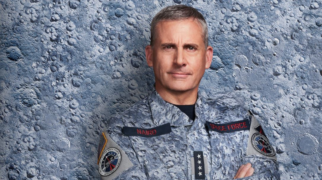 Netflix renews Steve Carell comedy Space Force for season two