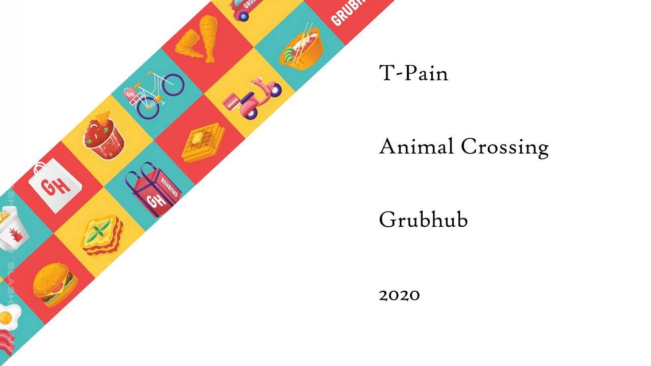 Animal Crossing invites Addison Rae, T-Pain, Jason Derulo, and Grubhub drivers