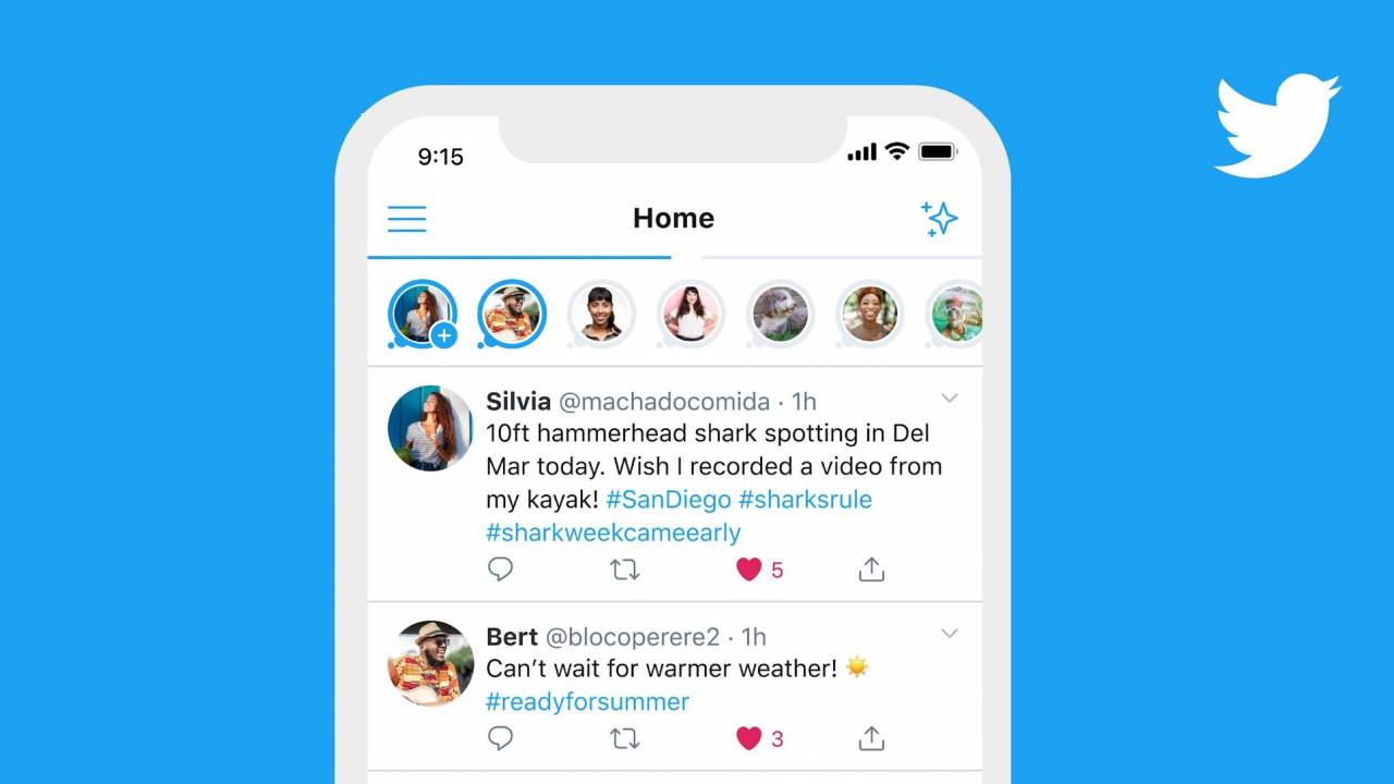 Twitter Fleets roll out 24 hour auto-deleting stories to everyone