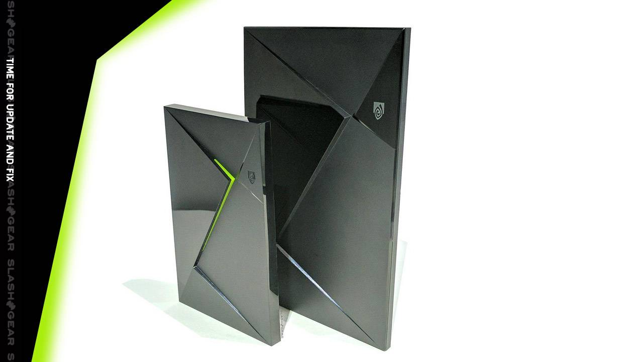 NVIDIA SHIELD TV update fixes the controller bug