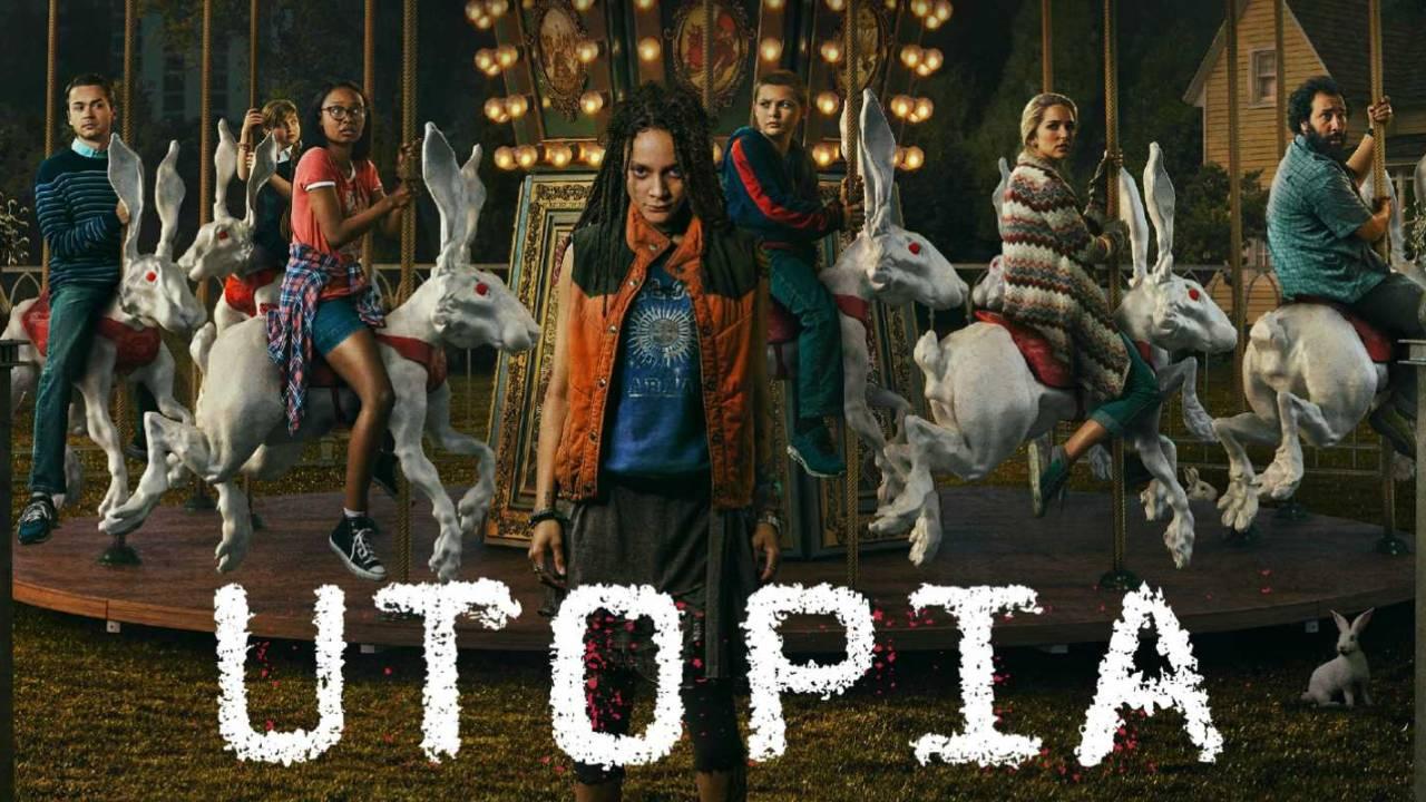 Amazon has already canceled its Utopia original series