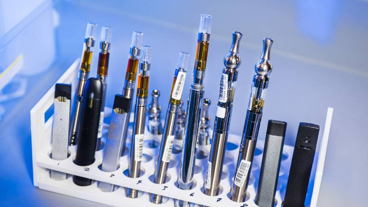 Vaping linked to massive lung disease risk in healthy non-smokers