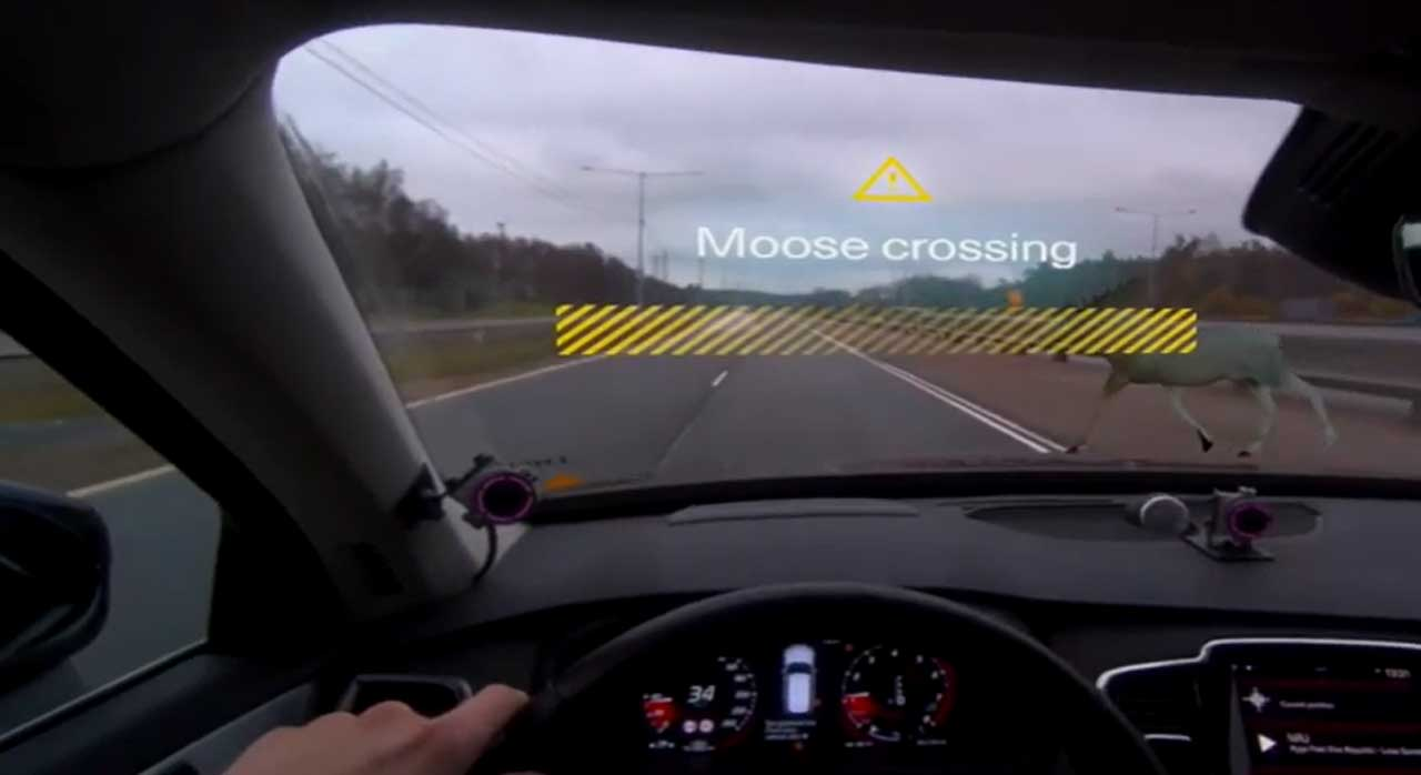 """Volvo created the """"ultimate driving simulator"""" using the latest gaming tech"""