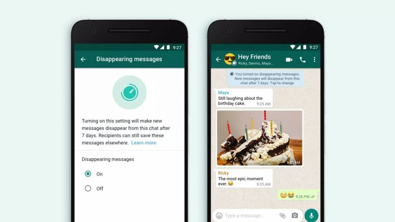 WhatsApp's latest feature scrubs old unwanted messages automatically