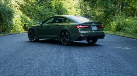 2020 Audi S5 Sportback Gallery