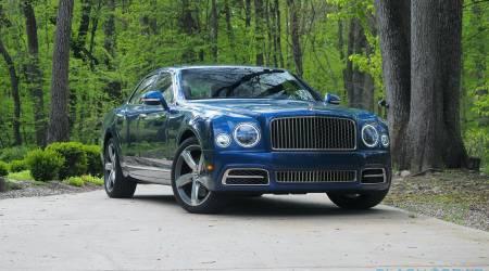 2020 Bentley Mulsanne Speed Gallery