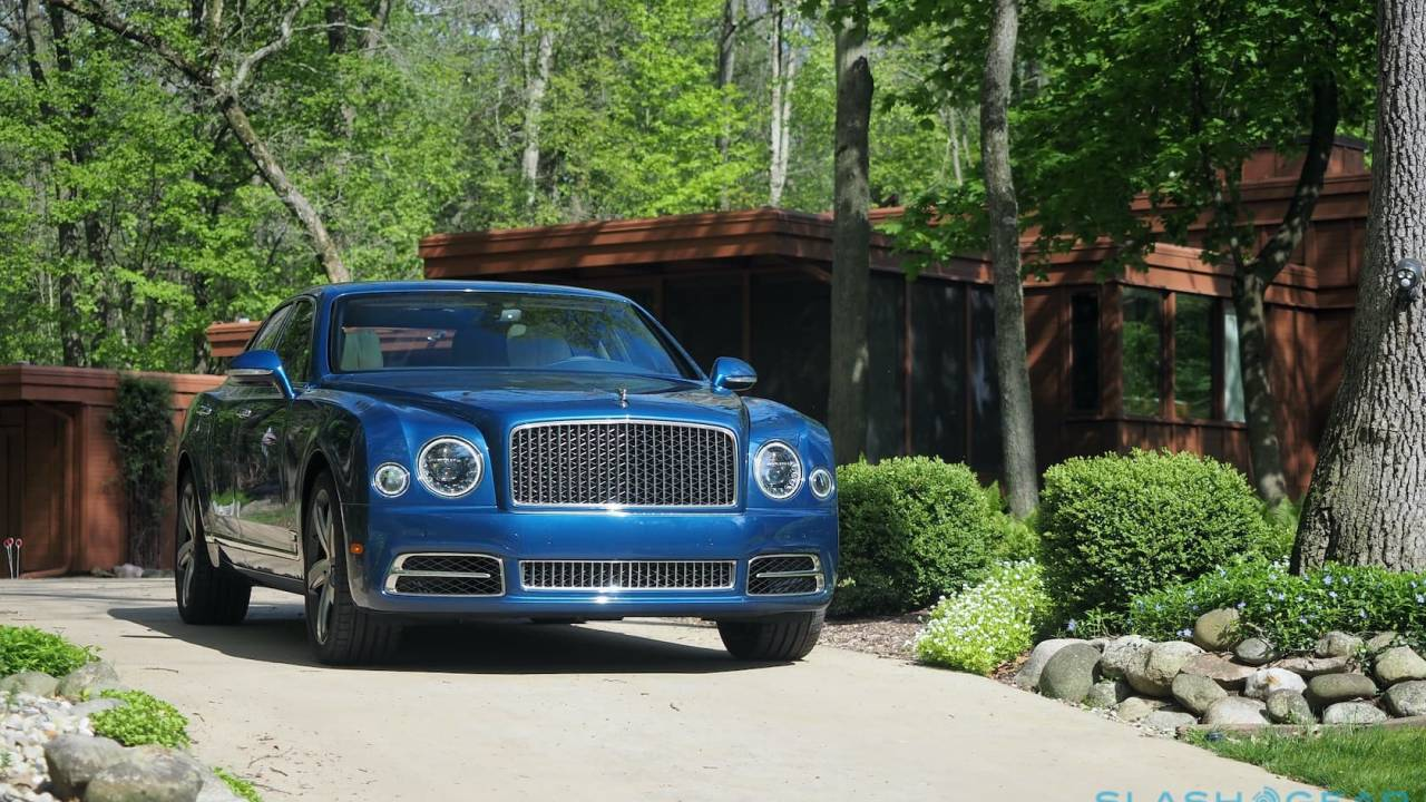 2020 Bentley Mulsanne Speed Final Drive – Farewell to the Master