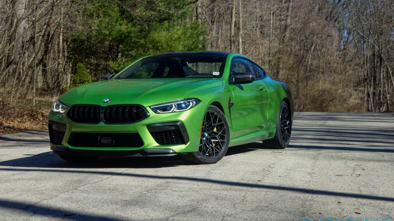 2020 BMW M8 Competition Coupe Review – Monstrously Memorable